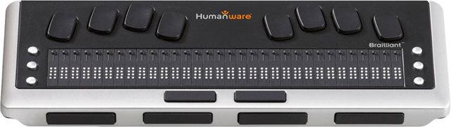 Компьютеры для слепых - обзор устройств и программ - видео