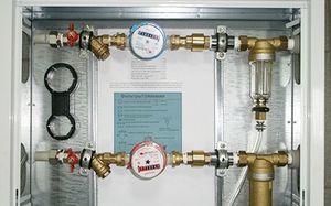Как бесплатно установить счетчик на воду: необходимые документы и сроки монтажа