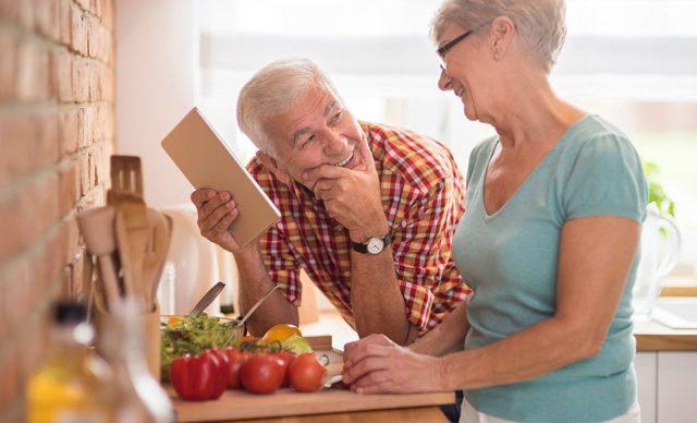 Диетическое питание при деменции в пожилом возрасте: пример меню от диетологов