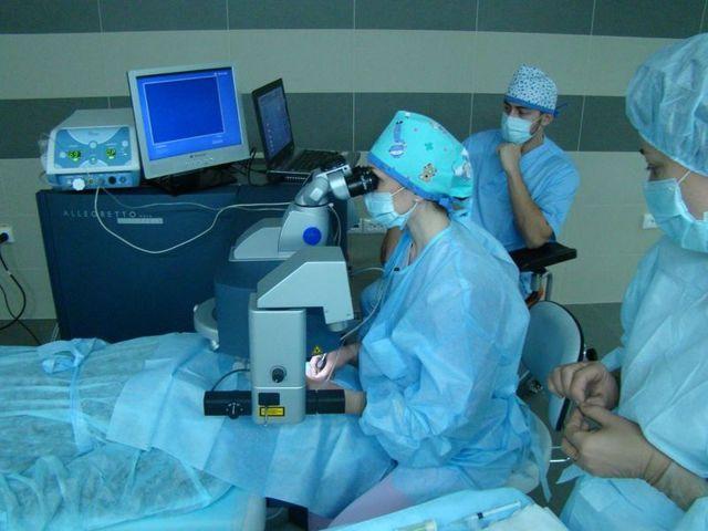 Лечение вторичной глаукомы: консервативный и хирургический метод