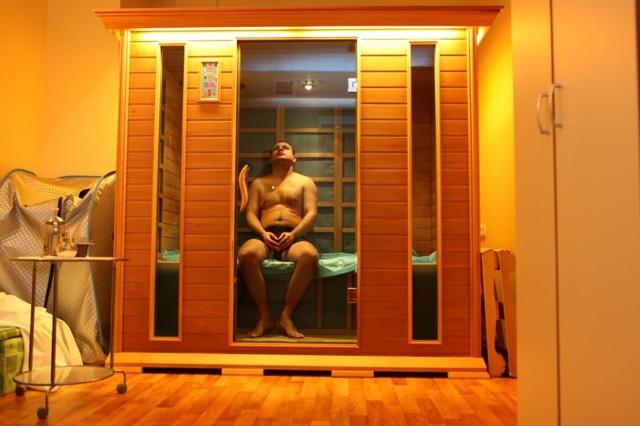 Инфракрасная сауна: как часто можно посещать