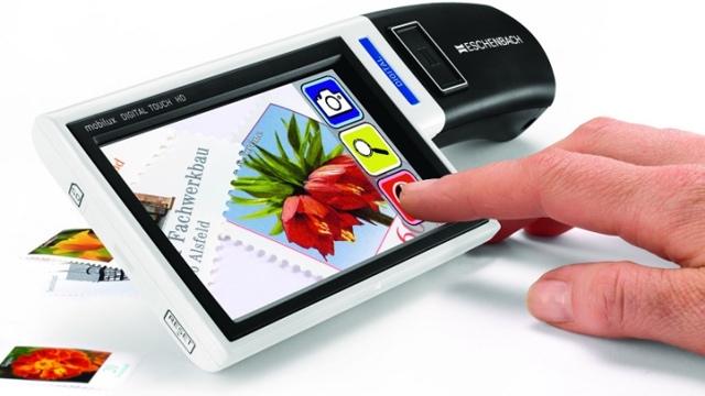 Электронный видеоувеличитель или электронная лупа - виды и как пользоваться гаджетом