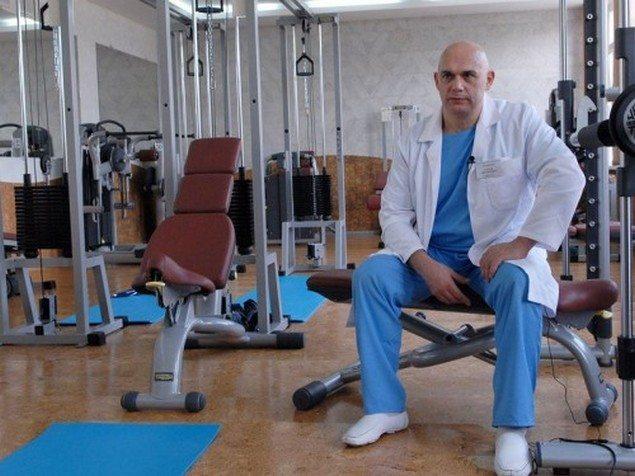 Гимнастика доктора Бубновского: для суставов и позвоночника (кинезитерапия)