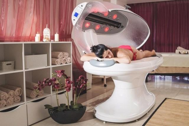 spa-капсула: воздействие на организм человека